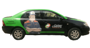 Branded Car - CCN-Green
